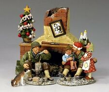 King & Country XM008-01 Last Christmas of The War - December 1944, World War II
