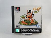 HUGO FROG FIGHTER PLAYSTATION 1 2 3 ONE PS1 PS2 PS3 PSX PAL ITALIANO COMPLETO