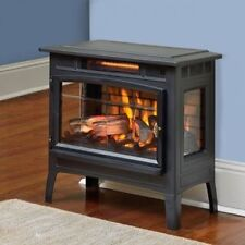 Duraflame Infrared Electric Heaters Quartz Electric Fireplace Stove With 3D BTU