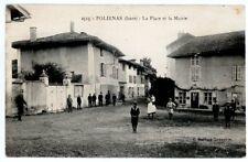 (S-88698) FRANCE - 38 - POLIENAS CPA