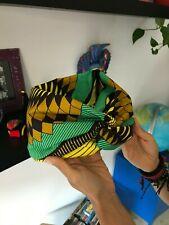 Fascia/turbante per capelli con ferretto modellabile, disponibile in vari colori