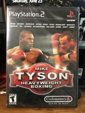 Mike Tyson Heavyweight Boxing (Playstation 2 ps2) NEW Factory Sealed Near Mint