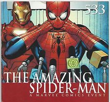 The Amazing Spider-Man #533 CIVIL WAR News Stand Edition from Aug. 2006 in Fine+