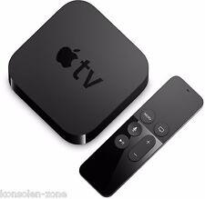 Apple TV 4 (32 GB) JAILBREAK Version 17.3 LIVE TV Serien SIRI Fernbedienung