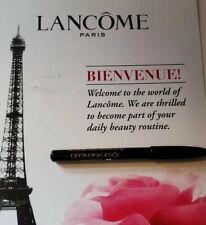 Lancome Le Crayon Khol Eyeliner Pencil  Black Ebony Travel Sz 0.02 oz/0.7g