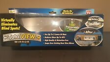 Panoramic Rearview Mirror As Seen on TV No More Blind Spots Wide Angle View NEW!
