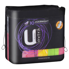 U by Kotex Pad Maxi Overnight with Wings 10