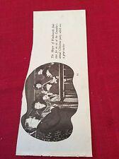 m12j ephemera 1948 picture film mayor of wandsworth abc minors xmas party