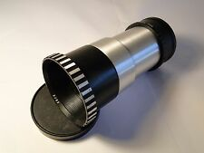 F-92 f/2 90mm lens for 35mm film projector Biotar Helios copy *Sony NEX ADAPTED!
