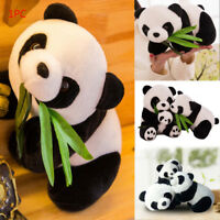 Soft cloth Toy Present Doll Plush Panda Stuffed Animals Cute Cartoon Pillow