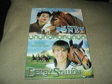 """COFFRET 2 DVD """"LE PETIT PONEY / THE DERBY STALLION avec Zac Efron"""""""
