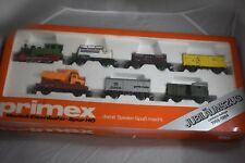Celebrate 15 Years of Primex with a Marklin Primex H.O. @2760 Freight Train