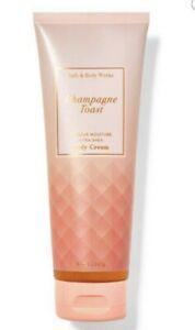 Bath and Body Works CHAMPAGNE TOAST Ultra Shea Body Cream ~ 8 fl.oz.