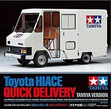 Toyota Hiace Quick Delivery Tamiya Version 1/24 ( Tamiya )
