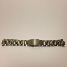 Casio Original 22mm Stainless Steel Watch BAND Strap For AMW-330