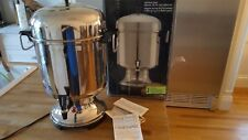 Farberware 155C 55 cup Superfast Stainless Steel Automatic Coffee Urn 1150W box