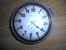 Bentley Rolls Royce Vintage Car Dashboard Clock Fully Working