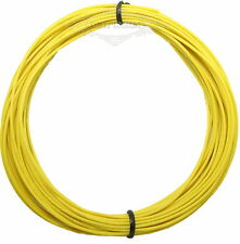 UL-1007 1Pin 18AWG 3Meter Yellow Cable Cord Stranded Flexible Hookup Wire Strip