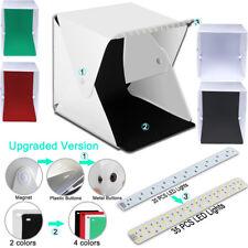 35 LED Folding Portable Photo Lighting Studio Shooting Tent Box Kit KL1