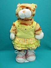 Build A Bear Workshop Tiger/Kitty-S-K