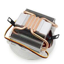 120MM Large Fan 4 Copper Heat pipes Radiator Heatsink CPU Cooler PC Intel AMD