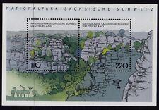Germany 1998 The National Park Saxon Switzerland mini sheet SG MS2860 MNH