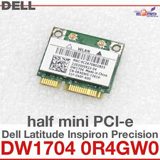 Wi-fi wlan wireless Card carte réseau pour Dell mini pci-e dw1704 0r4gw0 New d10