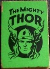 1966 MARVEL MINI BOOK THE MIGHTY THOR GREEN RARE GIVEAWAY PROMO