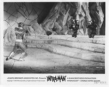 INFRA-MAN original 1976 SCI-FI movie publicity still photo b/w