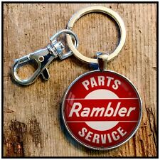 Rambler Service Parts Sign Photo Keychain Pendant Gift 🎁