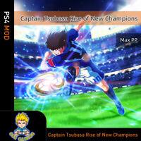 Captain Tsubasa:Rise of New Champions (PS4 Mod)- Max PP