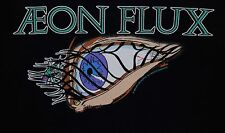 1995 AEON FLUX vintage 90s manga anime comic movie tv show t-shirt akira M/L