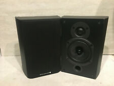 Wharfedale Diamond 9Sr Media Speaker Pair 120 watts Brand New!