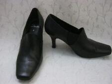 Clarks Patternless Standard Width (B) Slim Heels for Women