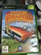 the dukes of hazzard return of general lee xbox