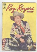 Roy Rogers Comics #3 VGFN Photo Covers, Trigger, Chuck Wagon Charley's Tales