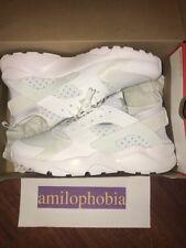 premium selection c4d2d 99a55 Anuncio nuevoNuevo Para Hombres Nike Huarache Ultra Talla 12 Air Blanco  Correr Run Zapatos