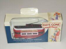 Lledo Dick Kerr OpenTop Tram London Transport Womans Own DG109004 Days Gone L161