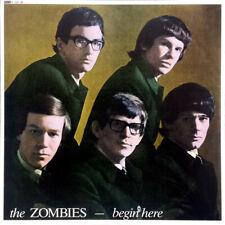The Zombies - Begin Here Import LP - 180 Gram Vinyl Record SEALED Album