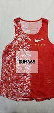 Nike Pro Elite Mo Farah Singlet London 2019 Track and Field new rare large