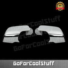 For 07-10 Ford Explorer/ Exploror Sport Trac Full Mirror ABS Chrome Cover