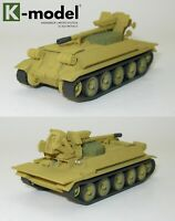 Syrian SPG on T-34 chassis using a D-30 howitzer mod 2 Militär - 1:87 HO