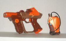 Tiger Electronics Lazer Laser Tag Gun & Walkie Talkie - Team Ops Orange 2004