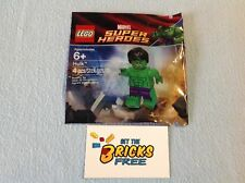 Lego Super Heroes Polybag 5000022 Hulk New/Sealed/Retired/Hard to Find