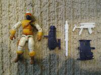 Vintage GI Joe Snow Serpent (V2) 1991 Hasbro Action Figure Cobra Snow Trooper