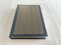 Easton Press THE ODYSSEY OF HOMER Alexander Pope LEATHER 1978 1ST Collectors Ed