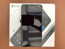 Microsoft Lumia 650 DS - 16gb (Sbloccato) Smartphone 4g Dual SIM Nero in scatola