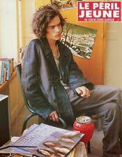 ROMAIN  DURIS LE PERIL JEUNE 1994 PHOTO D'EXPLOITATION ORIGINALE #1