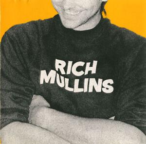 RICH MULLINS  - -  Rare White Rock / Power Pop