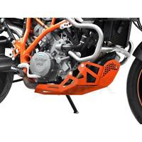 KTM 950 SM / R SMR BJ 2005-08 / 990 SM / T / R SMT BJ 2008-13 Motorschutz orange